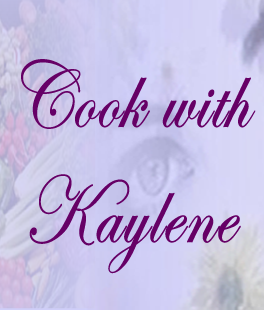 Cook with Kaylene